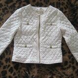 Курточка-Пиджак для девочки на теплое время года фирмы STAR р. 7 122 см