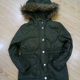 Легкая деми куртка парка Pepperts р 128