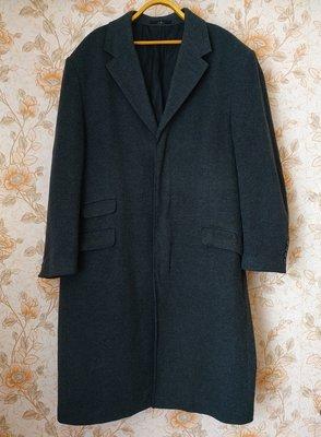 Классное мужское пальто. на бирке- xl р-р.