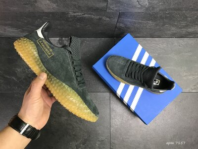 Adidas Kamanda кроссовки мужские демисезонные серые 7157