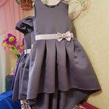 Платье со шлейфом. новые, большой выбор в размерах и цветах