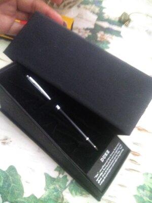 Новая подарочная ручка перо Duke оригинал