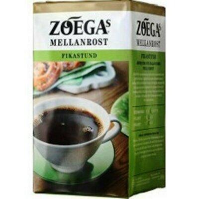 Кофе-Брейк молотый 100% арабика Fikastund Zoégas 450 грамм, Швеция
