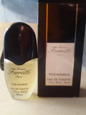 Franca Ferretti Pour Monsieur