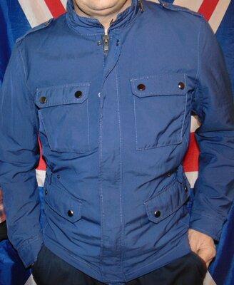 Стильная фирменная демисезонная курточка бренд .Zara Зара .л.