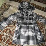 Красивенное пальтишко на 4,5-6лет