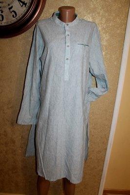 L разм. Длинная рубашка Ethnic Man. 100% Cotton Длина по спинке - 112 см., ширина плеч - 47 см., по