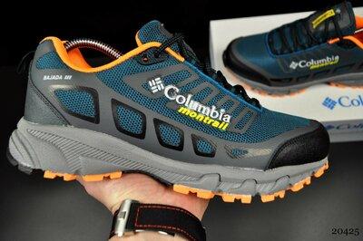 кроссовки мужские Columbia Montrail 41-46
