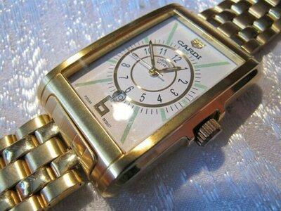 Часы кварцевые Карди Cardi новые, мужские, механизм RONDA Швейцария .