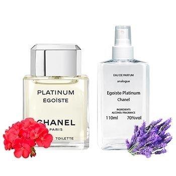 Духи 110 мл Люкс качество Chanel Egoiste Platinum