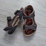 Кожаные босоножки,сандалии,Clarks Air.