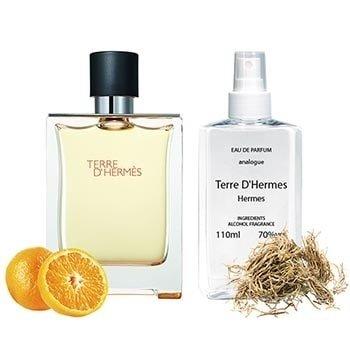 Духи 110 мл Люкс качество Hermes Terre D'Hermes