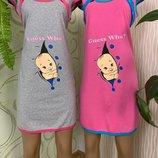 Туника платье для будущих и кормящих мам