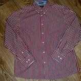 Рубашка в полоску с длинным рукавом M-L, 50-52 M&S