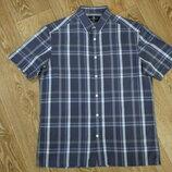 Рубашка в клетку M, M&S