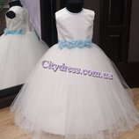 нарядное детское платье арт.3307