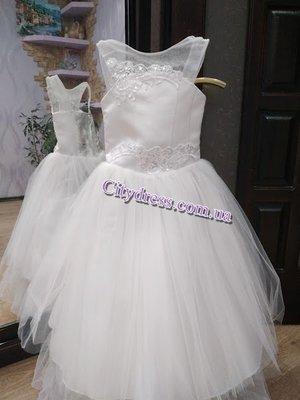 нарядное детское платье арт.