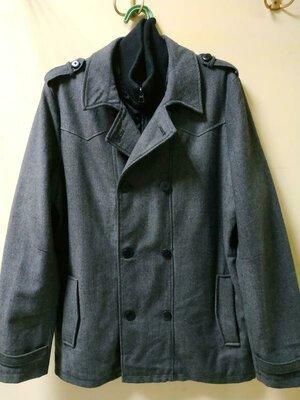 Мужское демисезонное пальто Cropp Town