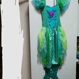 Карнавальное новогоднее платье русалки размер 40-L-48