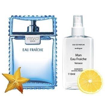 Духи Реплика мировых брендов Versace Man Eau Fraiche
