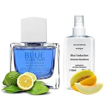 Духи Реплика мировых брендов Antonio Banderas Blue Seduction