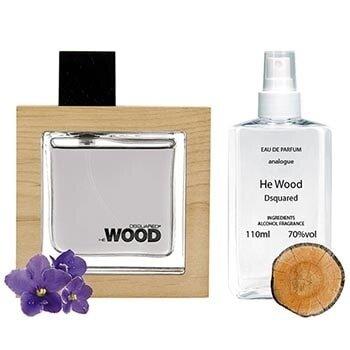 Духи Реплика мировых брендов Dsquared He Wood