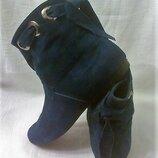 Легенькие элегантные ботиночки .демисезон