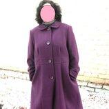 Стильное фирменное демисезонное пальто debenhams, р.18 , 52-54, оригинал