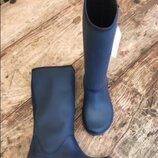 Резиновые сапоги crocs rain boot оригинал