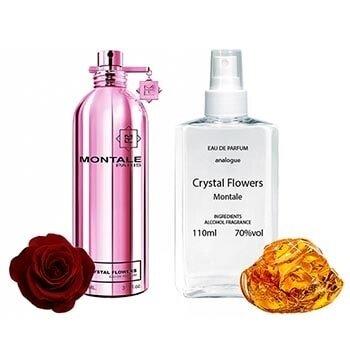 Духи Реплика мировых брендов Montale Crystal Flowers