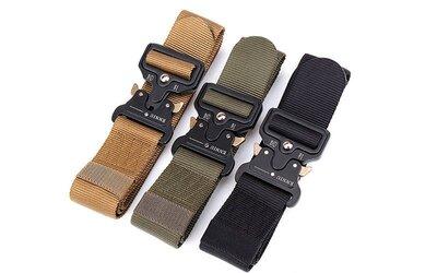 Пояс тактический Tactical Belt 6841 размер 120х3,5см, 3 цвета