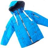 Демисезонная куртка на мальчика Classic , 110-146 см
