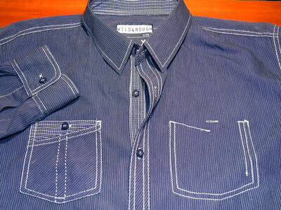 Wild & Rough Отличная рубашка - XL