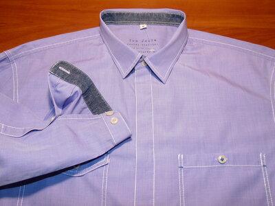 Tom Joule Шикарная сиреневая рубашка - M - L