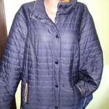 куртка большой размер 55 р Meteora Feshion Made in Italy