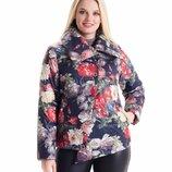 Весна 2019 Яркие молодёжные куртки косухи, 3 расцветки