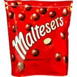 Драже c нежным молочным шоколадом Maltesers 175 грамм, Швеция