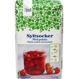 Желирующий сахар Syltsocker 1 кг, производство Швеция, DanSukker