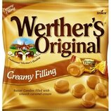 Сливочная карамель 135 грамм, производитель Германия, Creamy filling Werthers Original