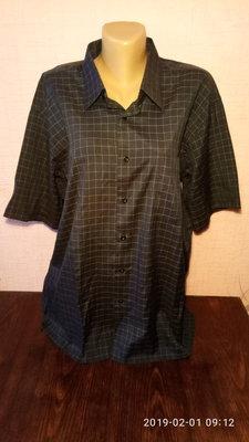 Рубашка на колоритного мужчину фирмы Pharaoh, б/у