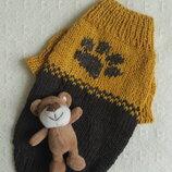 Свитер для собаки кота , одежда для собаки