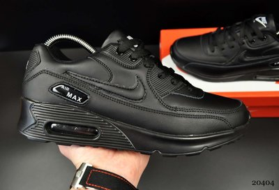 Кроссовки мужские Nike Air Max black 41-45