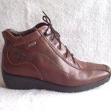Ботинки зима кожа Rohde, стелька 26 см.