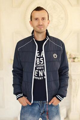 Отличная Мужская демисезонная куртка 48-58 р