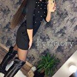 Очень красивое и практичное платье,3 цвета