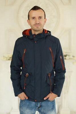 Качественная Мужская демисезонная куртка 44-54 р