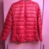 Новая весенняя оранжевая курточка из англии forever 21 размер s
