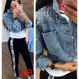 Куртка джинсовая 42,44,46 размеры