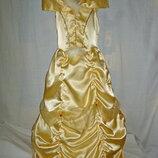 платье принцессы на 11-12 лет