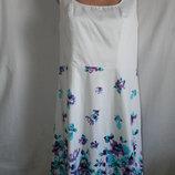 Новое натуральное платье savoir 14p